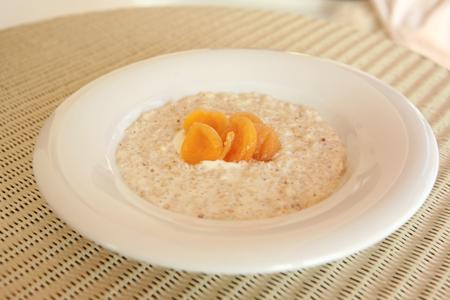 Traditional Oatflake Porridge