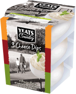 Yeats Country 3 Cheese Dips