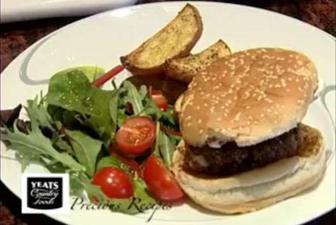 Yeats Country Beef Burgers