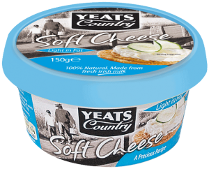 Yeats Country Light in Fat Soft Cheese